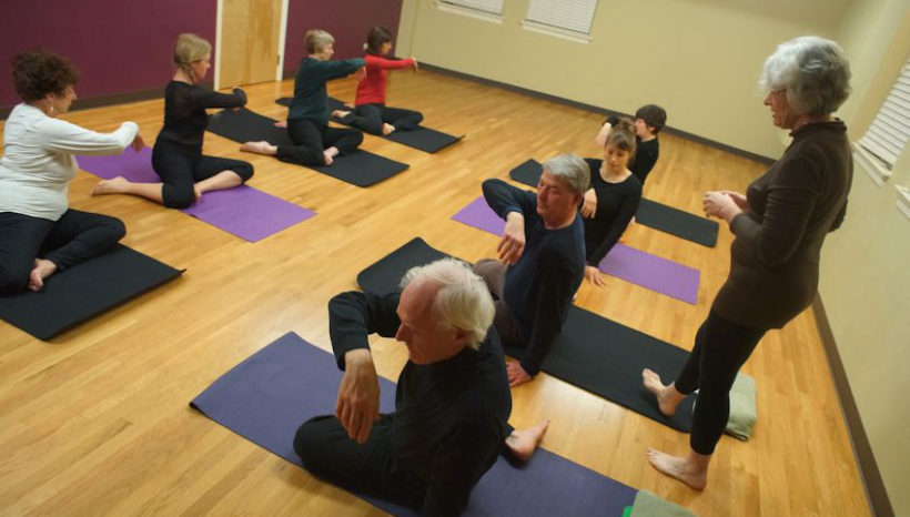 FELDENKRAIS Classes and Private Lessons every Saturday